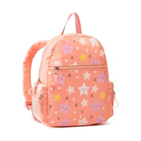 Oranžové dievčenské batohy