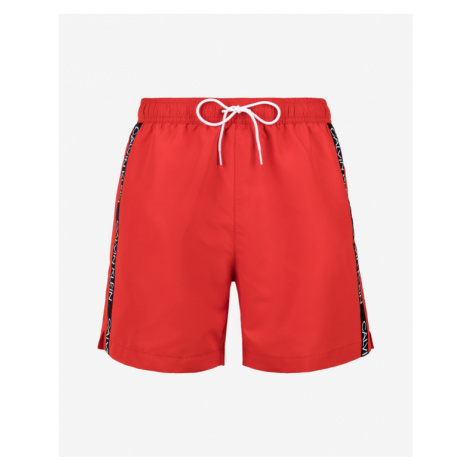 Calvin Klein Plavky Červená