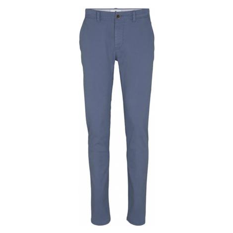 TOM TAILOR Chino nohavice  modrá