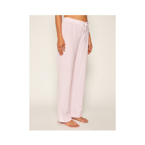 Lauren Ralph Lauren Pyžamové nohavice 81794674 Ružová