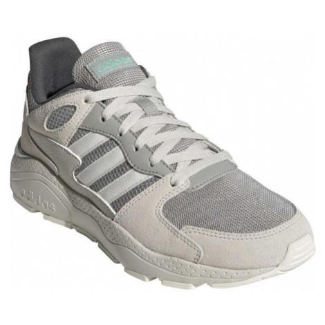 adidas CRAZYCHAOS sivá - Dámska obuv na voľný čas