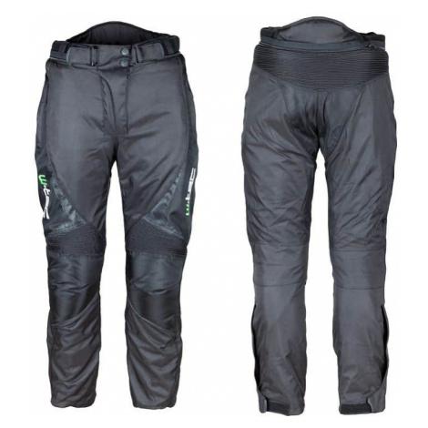 Unisex moto nohavice W-TEC Mihos NEW Farba čierna