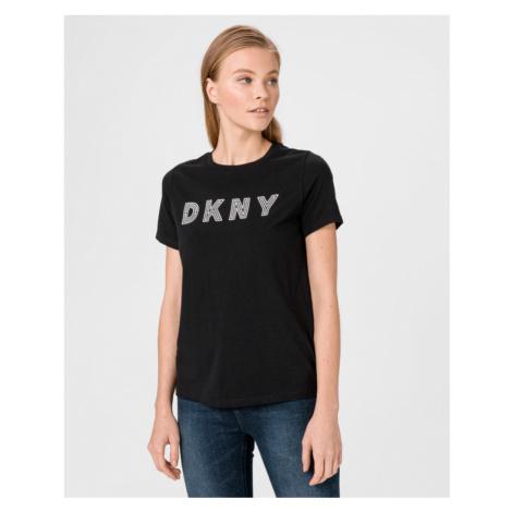 DKNY Tričko Čierna