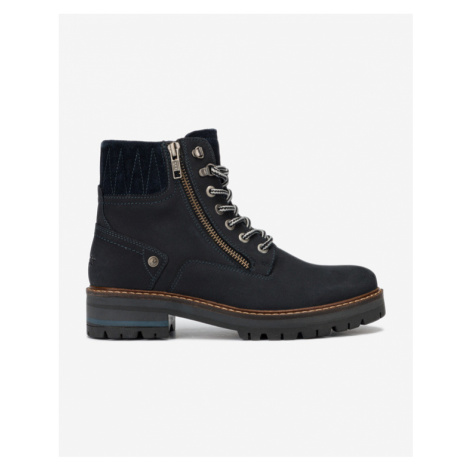Wrangler Denver Zip Členkové topánky Modrá