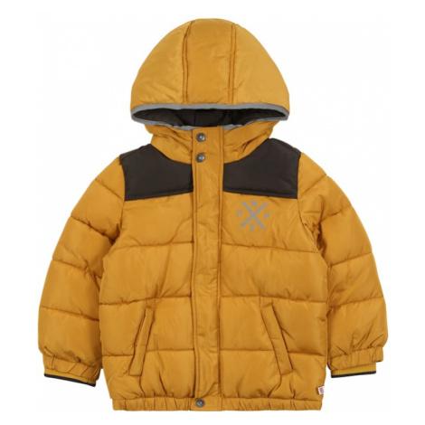 Noppies Zimná bunda 'Lowry'  žltá / čierna