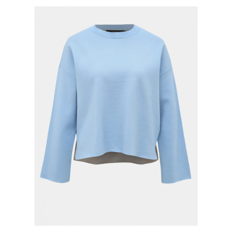 Blue Sweater VERO MODA Delub Double