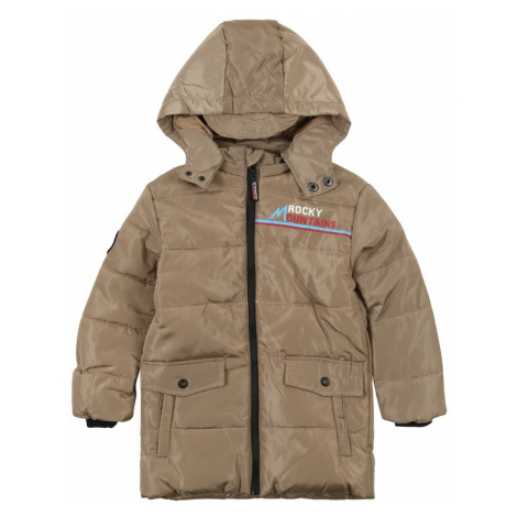 LEMON BERET Kabát 'Small Boys Jacket'  okrová / bronzová