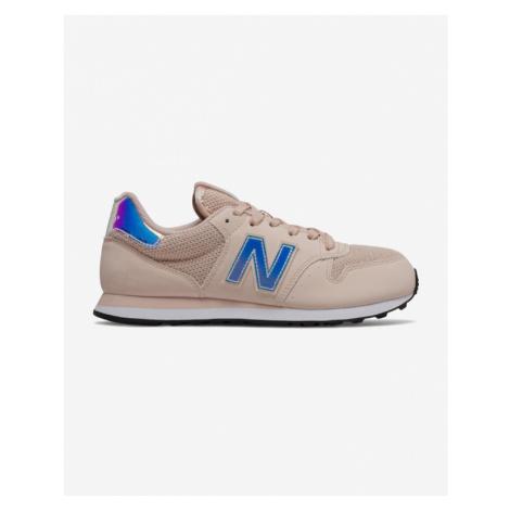 New Balance 500 Tenisky Béžová
