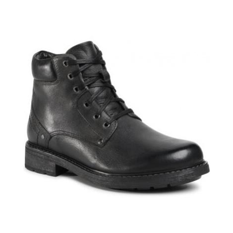 Šnurovacia obuv Sergio Bardi MB-ROOT-35EO Prírodná koža(useň) - Lícova