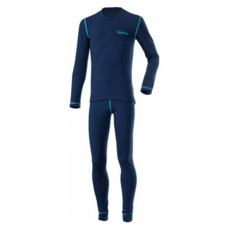 Klimatex ROKI modrá - Set detského funkčného prádla