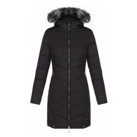 Loap TALKA čierna - Dámsky zimný kabát
