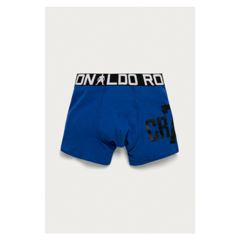 CR7 Cristiano Ronaldo - Detské boxerky (2-pak) Cristiano Ronaldo CR7