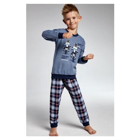 Chlapčenské pyžamo 593/85 Dog patrol Cornette
