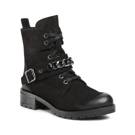 Šnurovacia obuv Sergio Bardi RST-ARTI-15 Prírodná koža(useň) - Nubuk