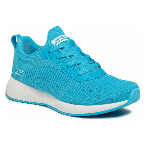 Topánky SKECHERS - BOBS SPORT Glowrider 33162/TURQ Turquoise