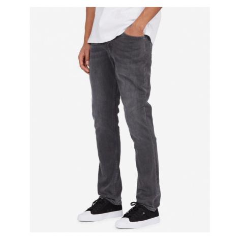 DC Worker Slim Fit Jeans Šedá