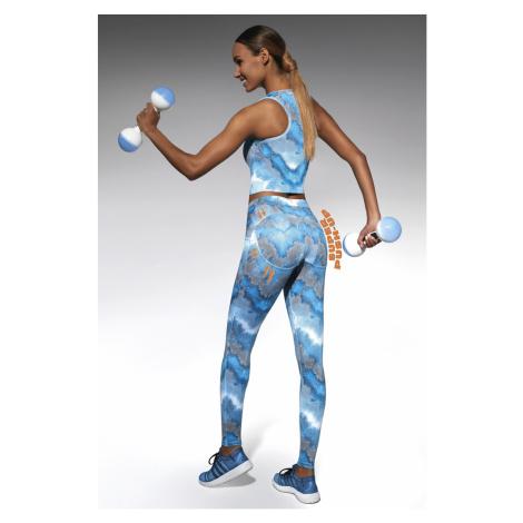 Modré legíny Energy 200DEN Bas Bleu
