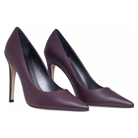 Dámské topánky Pietro Filipi červená