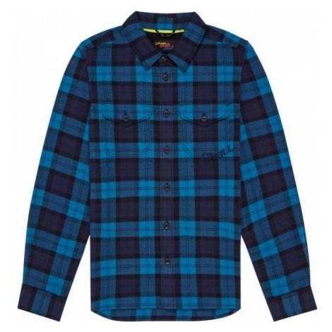 O'Neill LB ECHO SHIRT modrá - Chlapčenská košeľa