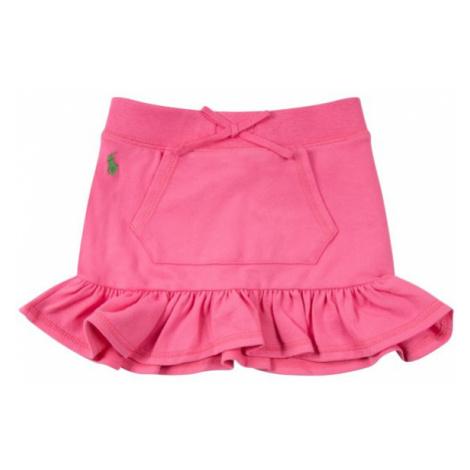 Polo Ralph Lauren Sukňa Mesh Scooter 311783994 Ružová Regular Fit