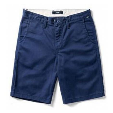Vans Mn Authentic Stretch Short 20 Dress Blues-38 modré VN0A2ZY9LKZ-38