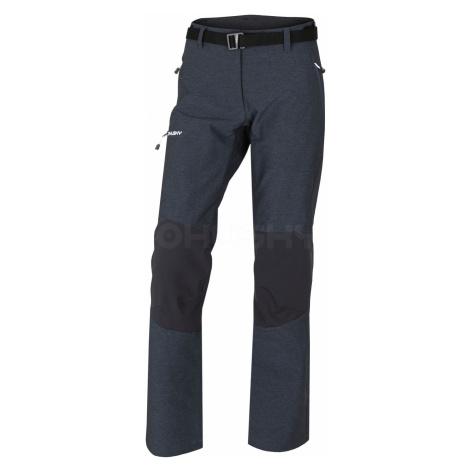 Husky Klass antracit, Dámske outdoor nohavice