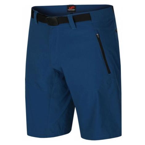 Hannah DOUG tmavo modrá - Pánske šortky