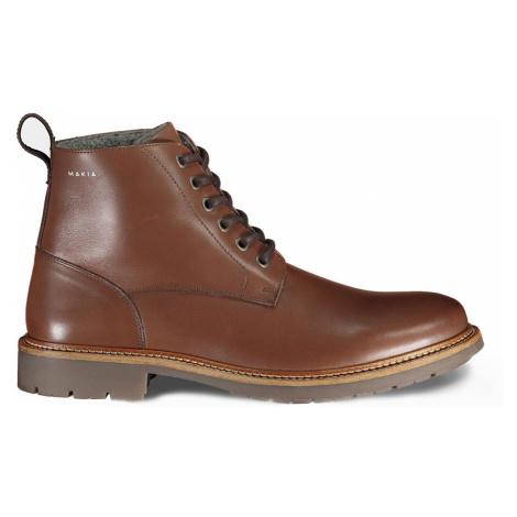 Makia Lined Avenue Boot-11 hnedé M90052_170-11