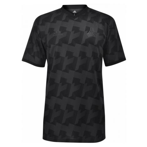 Adidas Tan Mens Football Jersey Carbon
