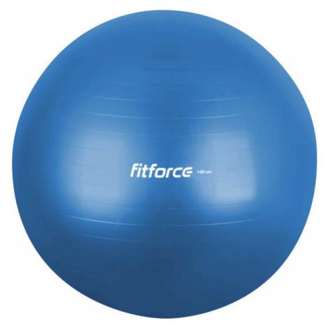 Fitforce GYM ANTI BURST modrá - Gymnastická lopta/Gymball