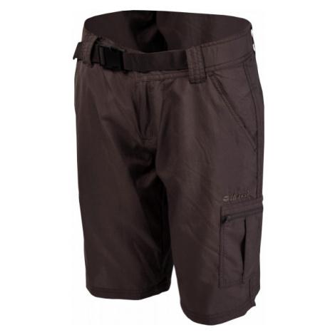 Hi-Tec LADY VESPA 1/2 hnedá - Dámske outdoorové šortky