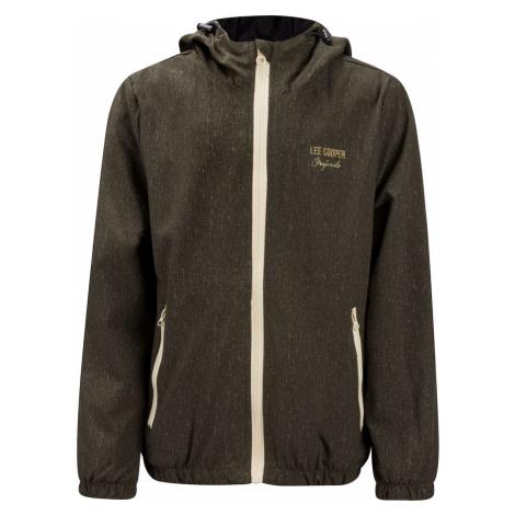 Lee Cooper Print Hooded Jacket Junior