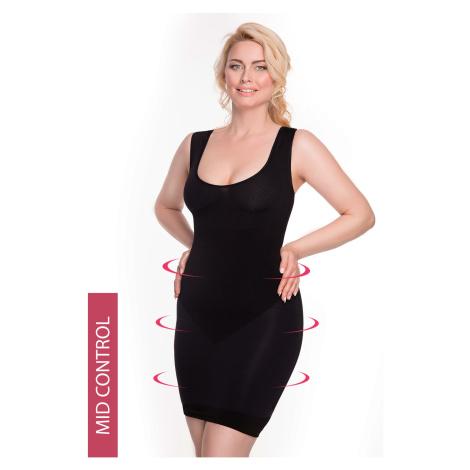 Sťahovacie šaty Hanna 6720 – MicroClima ČIERNA Hanna Style