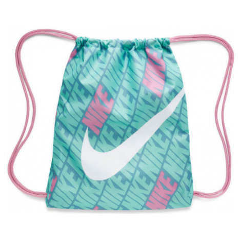 Nike KIDS PRINTED GYM SACK modrá - Detský gymsack