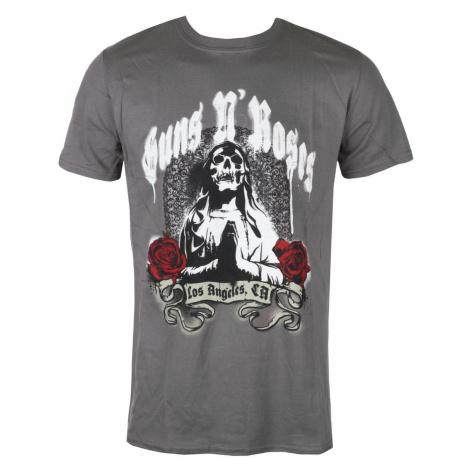 Tričko metal ROCK OFF Guns N' Roses Death Men Čierna