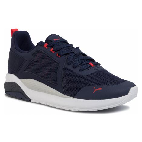 Sneakersy PUMA - Anzarun 371131 04 Peacoat/High Risk Red