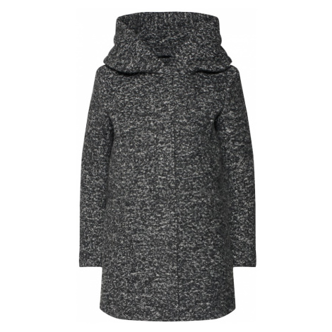 ONLY Prechodný kabát  tmavosivá