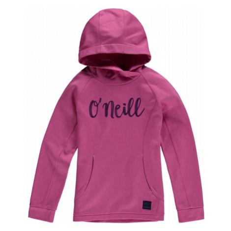 O'Neill PG RADIANT FLEECE ružová - Dievčenská mikina