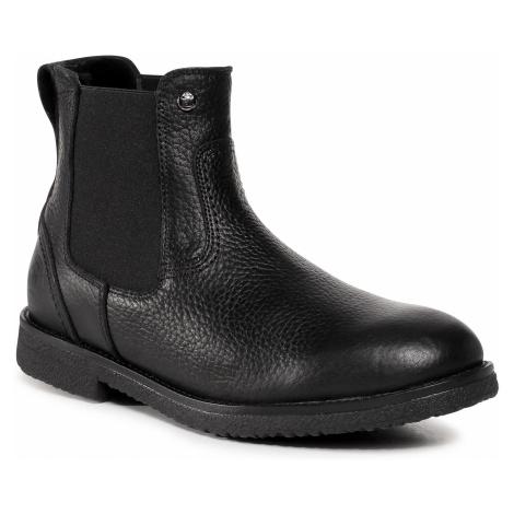 Kotníková obuv s elastickým prvkom PANAMA JACK