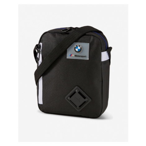 Puma BMW Lifestyle Portable Cross body bag Čierna