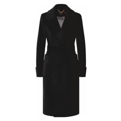 Lauren Ralph Lauren Prechodný kabát  čierna
