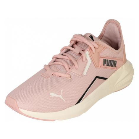 PUMA Športová obuv 'Platinum Shimmer'  ružová / biela / čierna