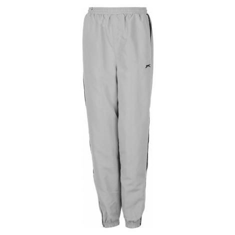 Slazenger Closed Hem Woven Pants Juniors Silver