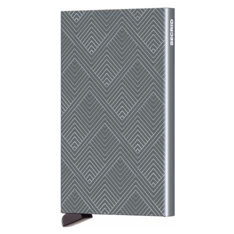 Secrid Puzdro na karty Secrid Cardprotector - Structure Titanium
