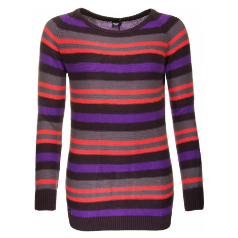 Wome's sweater WOOX Stripy Ladies´ Jumper