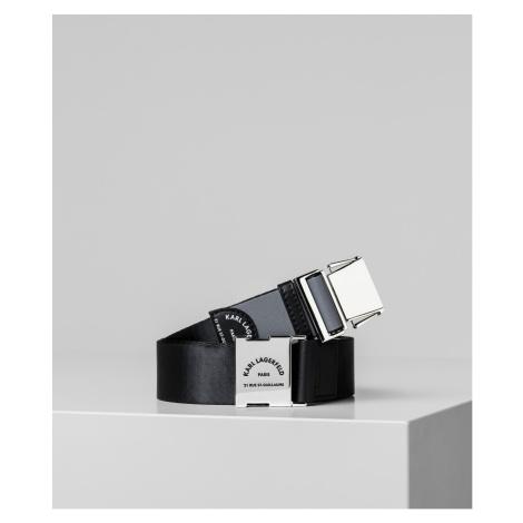 Opasok Karl Lagerfeld Rue St Guillaume Webbing Belt