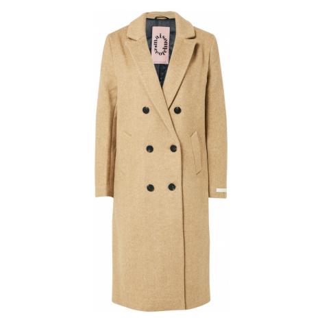 SCOTCH & SODA Prechodný kabát  hnedá