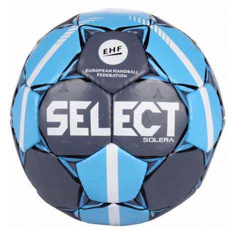 HB Solera 2019 míč na házenou barva: šedá-modrá;velikost míče: č. 3 Select