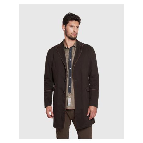 Kabát La Martina Man Long Jacket Man Outdoor