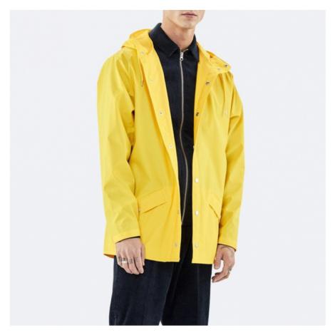 Rains Jacket 1201 YELLOW